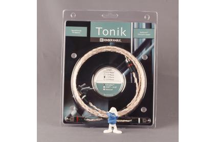 Кабель аудио 2xRCA - 2xRCA Kimber Kable Tonik Ultratike 3.0m