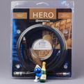 Кабель аудио 2xRCA - 2xRCA Kimber Kable HERO Ultraplate Black 2.0m