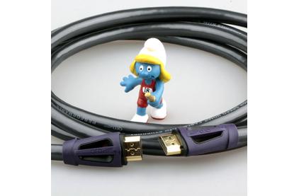 Кабель HDMI - HDMI QED (QE6008) Performance HDMI Graphite 3.0m