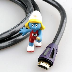 Кабель HDMI - HDMI QED (QE6010) Performance HDMI Graphite 1.5m