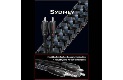 Кабель аудио 2xRCA - 2xRCA Audioquest Sydney 2RCA-2RCA 2.0m