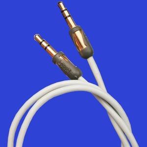 Кабель аудио 1xMini Jack - 1xMini Jack Supra MP-Cable 0.8m
