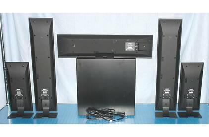 Комплект колонок KEF T205 System
