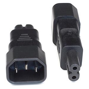 Сетевой переходник GigaWatt IEC320-C7 Plug Adapter