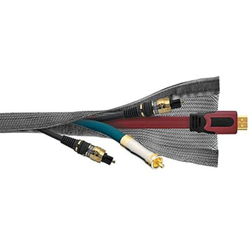 Защитная кабельная оплетка Real Cable CC88GR 3.0m