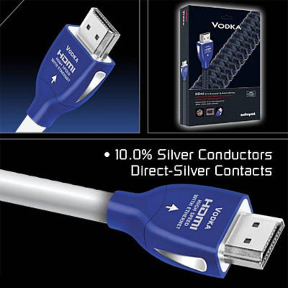 Кабель HDMI - HDMI Audioquest Vodka HDMI 16.0m