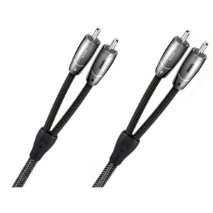 Кабель аудио 2xRCA - 2xRCA Audioquest Angel 2RCA-2RCA 0.6m
