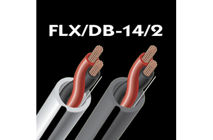 Кабель акустический Audioquest FLX/DB-14/2 White