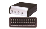 Спикерселектор QED (A-SS40) 4 Way Speaker Switch SS40
