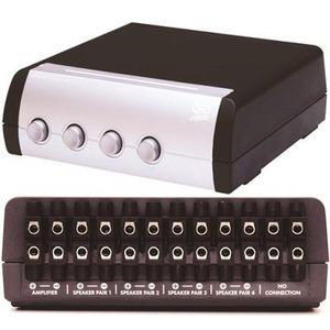 Спикерселектор QED (A-SS40) 4 Way Speaker Switch SS40