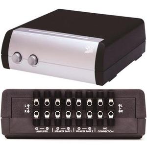 Спикерселектор QED (A-SS22) 2 Way Speaker Switch SS22