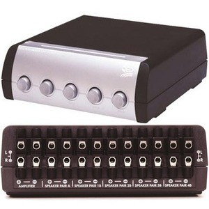 Спикерселектор QED (A-SS50) 5 Way Transmatch Speaker Switch SS50