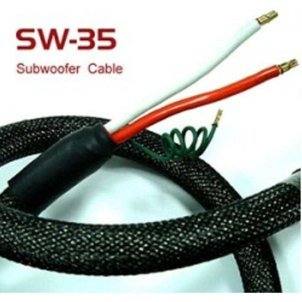 Автомобильный сабвуферный кабель Furutech SW-35 1.5m