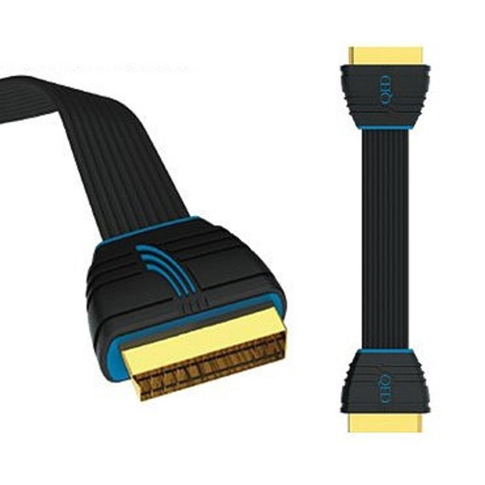 Кабель видео SCART QED (QE5050) Profile SCART 3.0m