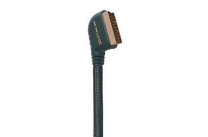 Кабель видео SCART DAXX R91-25 2.5m