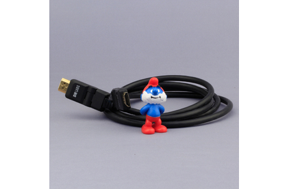 Кабель HDMI - HDMI DH Labs HDMI 1.4 Cable with Ethernet 1.5m