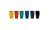 Аксессуар для разъема Inakustik 00489023 Premium CAT5/6 insulation Yellow