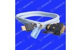 Кабель HDMI-DVI Supra HDMI-DVI MET-S/B 1.0m