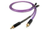 Кабель аудио 2xRCA - 2xRCA Nordost Purple Flare (Leif Series) RCA 0.6m