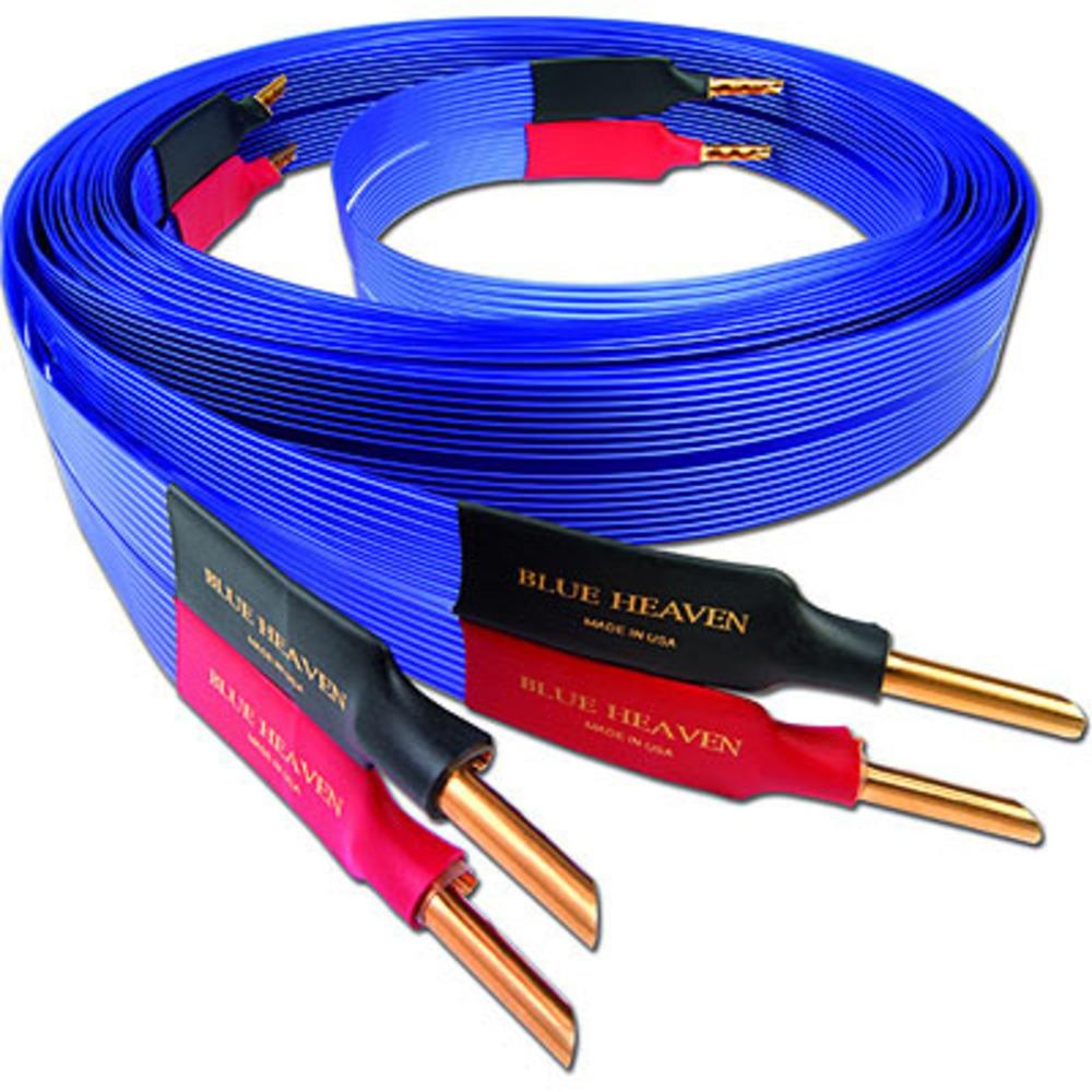 Акустический кабель Single-Wire Banana - Banana Nordost Blue Heaven LS (Leif Series) Banana 3.0m