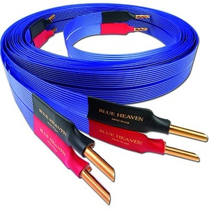 Акустический кабель Single-Wire Banana - Banana Nordost Blue Heaven LS (Leif Series) Banana 2.0m