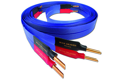 Акустический кабель Single-Wire Banana - Banana Nordost Blue Heaven LS (Leif Series) Banana 2.0m