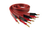 Акустический кабель Single-Wire Banana - Banana Nordost Red Dawn LS (Leif Series) Banana 2.0m