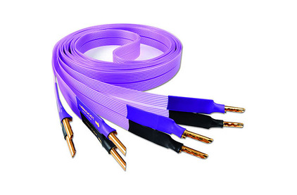 Акустический кабель Single-Wire Banana - Banana Nordost Purple Flare (Leif Series) Banana 4.0m