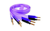 Акустический кабель Single-Wire Banana - Banana Nordost Purple Flare (Leif Series) Banana 2.0m