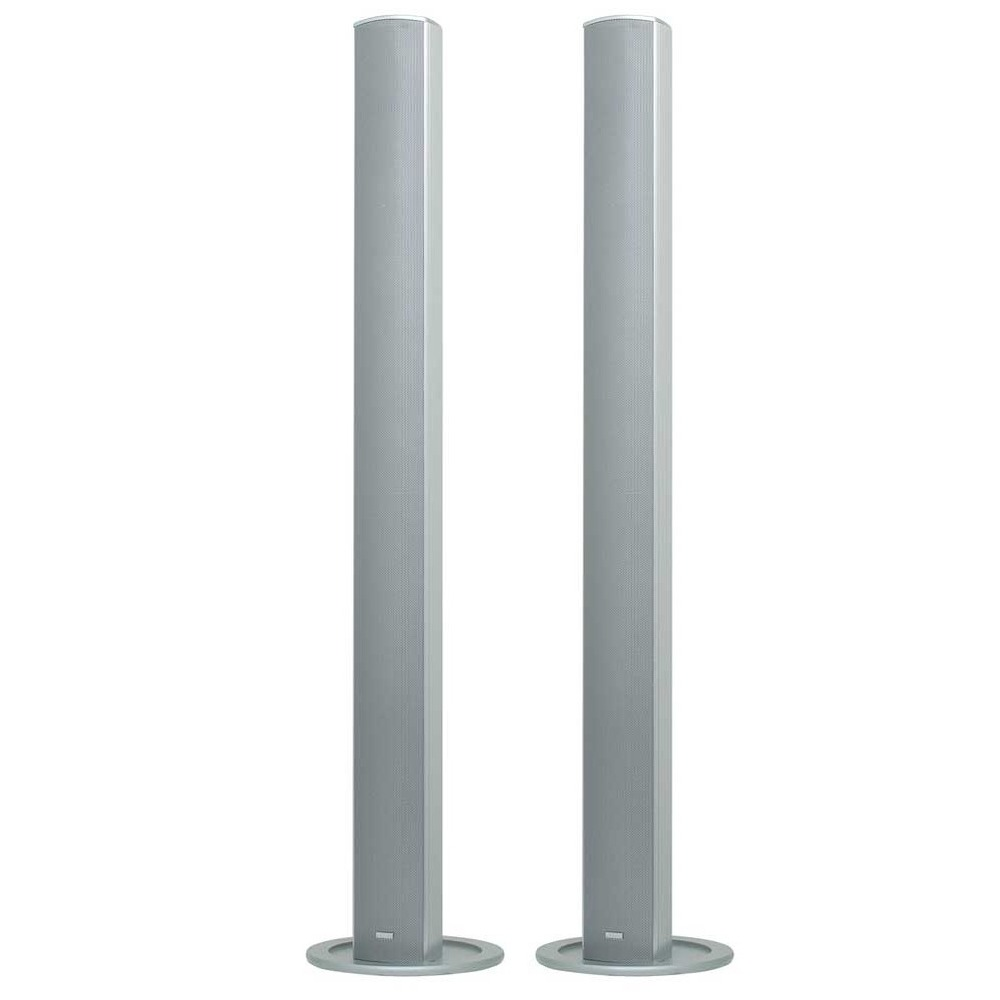 Колонка напольная Magnat Needle Alu Super Tower Silver aluminium