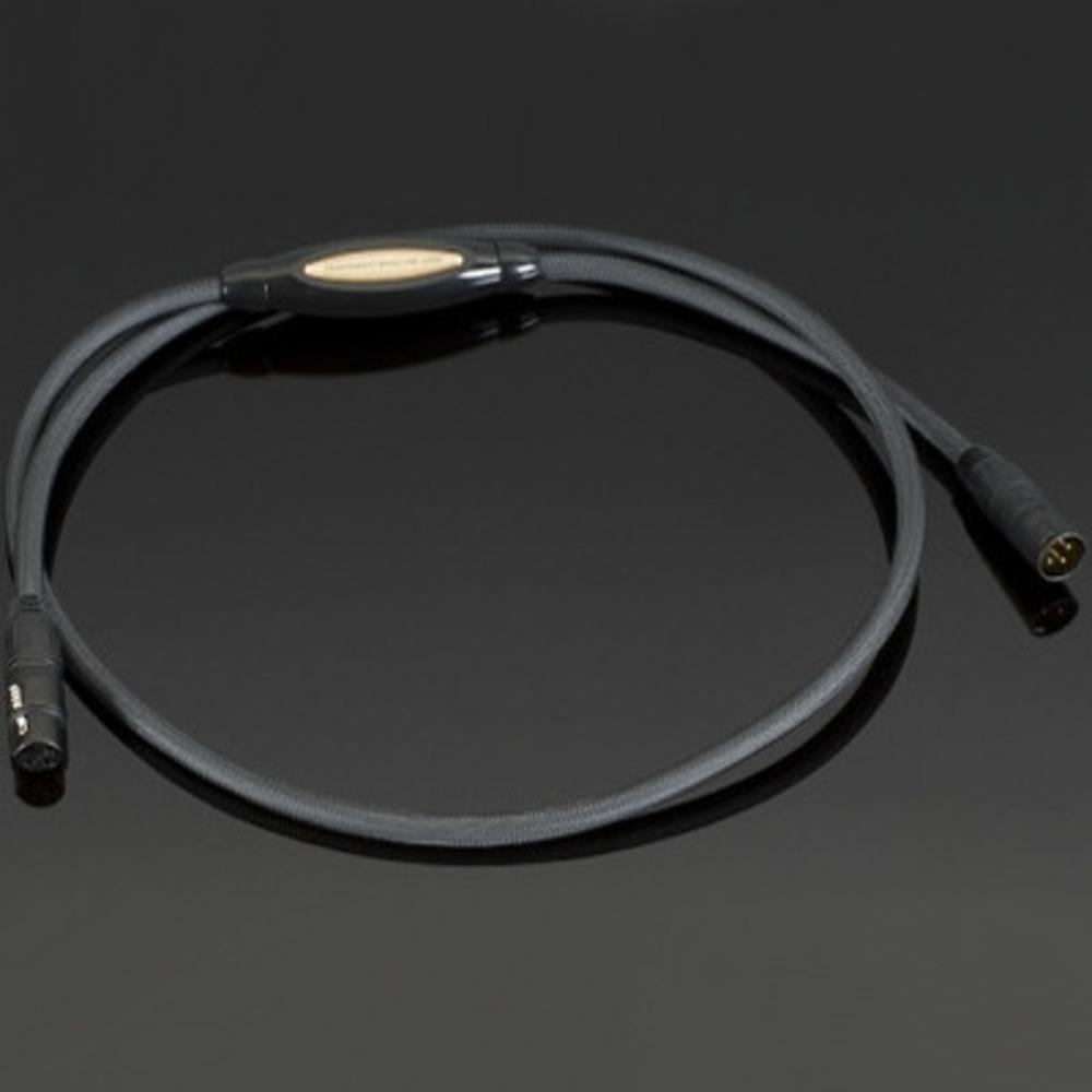 Кабель аудио 2xXLR - 2xXLR Transparent Balanced MusicLink Super XLR 1.0m