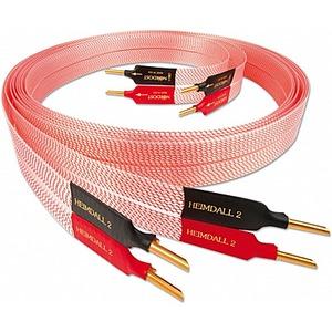 Акустический кабель Single-Wire Banana - Banana Nordost Heimdall 2 Banana 2.0m