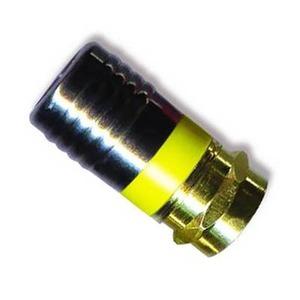Разъем антенный F-типа QED Professional QX59 F-Conn Gold