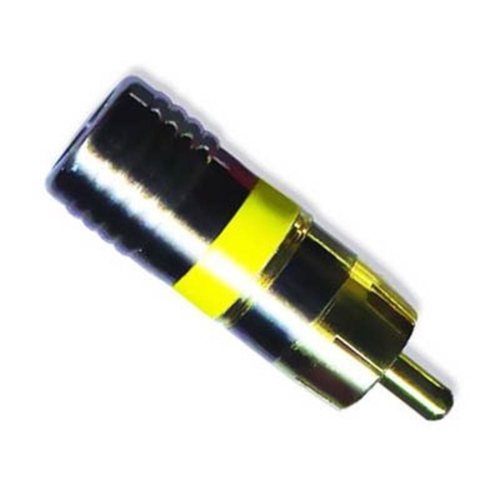 Разъем RCA (Папа) QED Professional QX59 RCA Gold