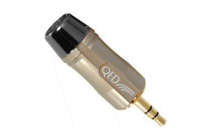 Разъем mini Jack (Stereo) QED (P-QEDRAJ/10) Reference Audio Jack Plug