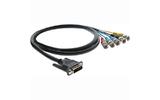 Кабель HDMI-DVI Kramer C-DMA/5BM-3 0.9m