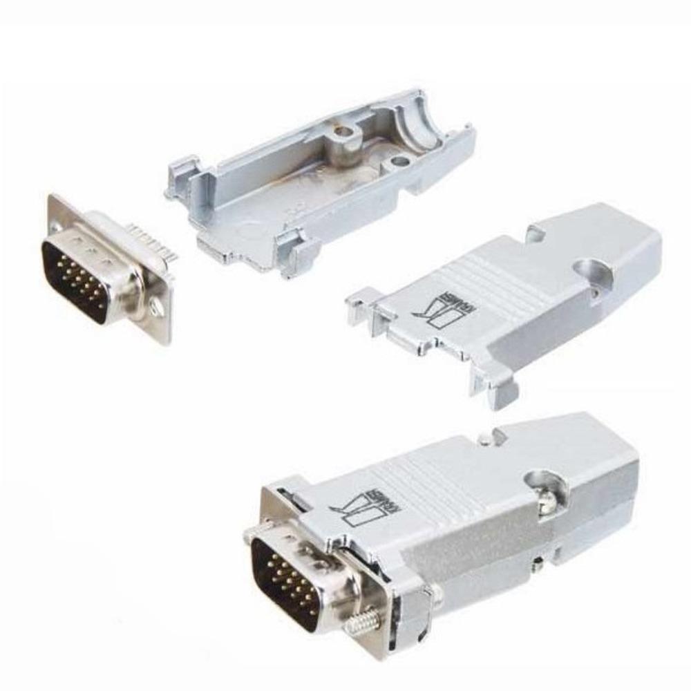 Разъем VGA Kramer CON-HD15/M/SOLDER