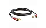 Кабель аудио 2xRCA - 2xRCA Kramer C-2RAM/2RAM-50 15.2m