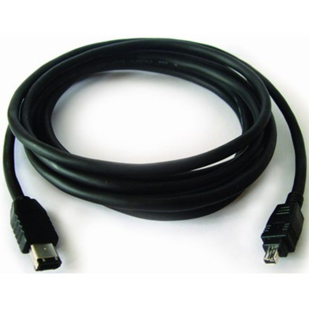 Кабель IEEE 1394 4pin - 6pin Kramer C-FM6/FM4-6 1.8m