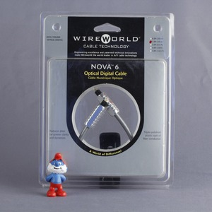 Кабель оптический Toslink - Toslink WireWorld Nova Optical (Tos-Tos) 3.0m