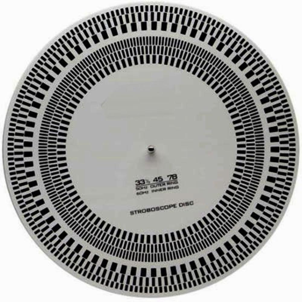 Стробоскоп для винила DYNAVOX Stroboscope Disc (206800)