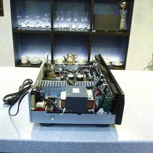 Усилитель интегральный Denon PMA-520AE Black