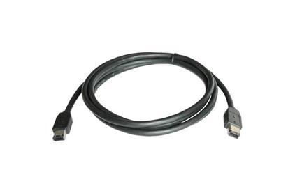 Кабель IEEE 1394 6pin - 6pin Kramer C-FM6/FM6-15 4.6m