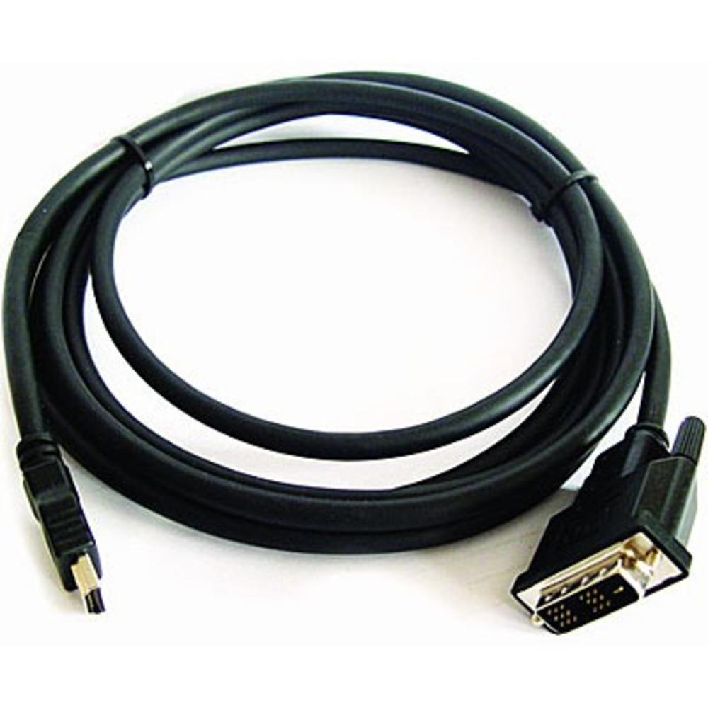 Кабель HDMI-DVI Kramer C-HM/DM-6 1.8m