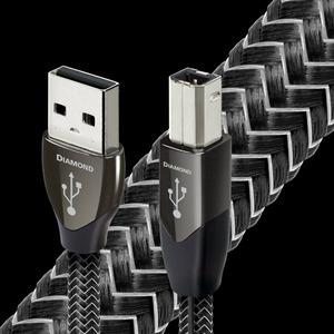 Кабель USB 2.0 Тип A - B Audioquest Diamond USB A-B 0.75m