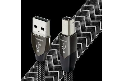 Кабель USB 2.0 Тип A - B Audioquest Diamond USB A-B 5.0m