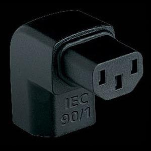 Сетевой переходник Audioquest IEC-90/1