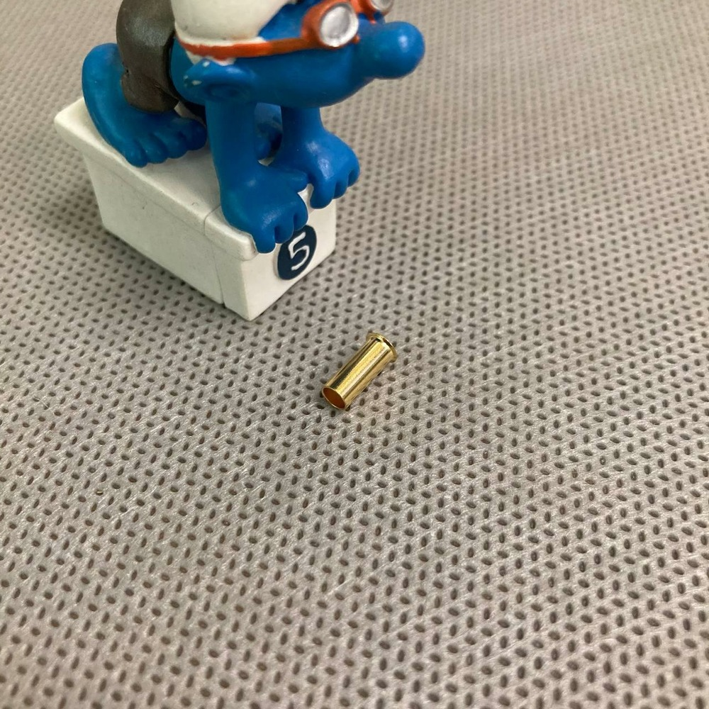 Разъем Pin Furutech GS-90P(G)