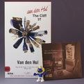 Кабель аудио 2xRCA - 2xRCA Van Den Hul The CLIFF Hybrid (3T) RCA 1.0m