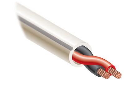 Отрезок акустического кабеля Audioquest (арт. 3654) FLX/DB-16/2 White 1.4m